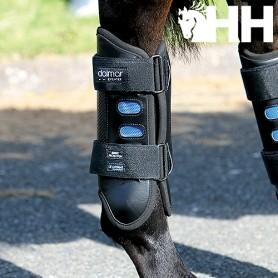 Protector Horseware Dalmar Eventer Back Trasero Alto (Par)