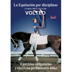 Dvd La Equitación Por Disciplinas. Curso Práctico De Volteo. Ejercicios Obligatorios Y Ejercicios Pr