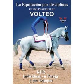 Dvd La Equitación Por Disciplinas. Curso Práctico De Volteo. Kür Individual, En Pareja Y Por Equipos