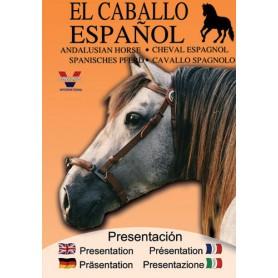 Dvd El Caballo Español Presentación