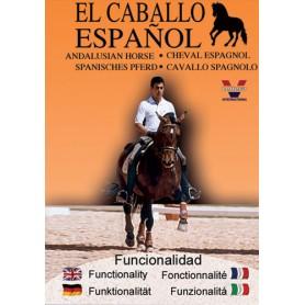 Dvd El Caballo Español Funcionalidad