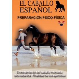 Dvd El Caballo Español Preparación Psico-Física