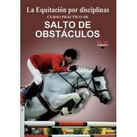 Dvd La Equitación Por Disciplinas. Curso Práctico De Salto De Obstáculos. Posición Del Jinete. Ejerc