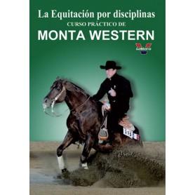 Dvd La Equitación Por Disciplinas. Curso Práctico De Monta Western. La Doma Del Caballo De Western.