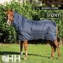 Manta Amigo Insulator Plus Pony Medium Cuadra Con Cubrecuello