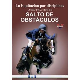 Dvd La Equitación Por Disciplinas. Curso Práctico De Salto De Obstáculos. Trabajo En Círculo Y Línea