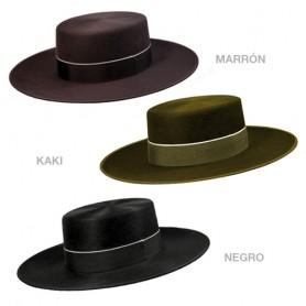 Sombrero Oliver Hats Cañero Lana