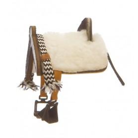 Silla Vaquera Miniatura (Paquete 12 Unidades)