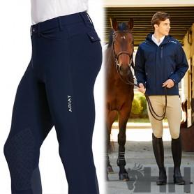 Pantalon Ariat Tri Factor Grip Knee Patch Hombre