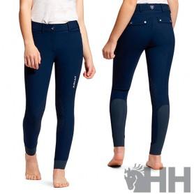 Pantalon Ariat Tri Factor Grip Knee Patch Niño/A