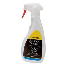 Liquido Crines Lincoln Abrillantador Pelo Con Pulverizador 500ml