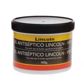 Antiséptico Lincoln Gel Verde 400gr