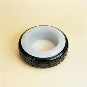 Comedero Stubbs Redondo Plastico Para Neumático S6Ptb Blanco