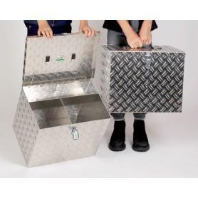 Caja Limpieza Lehmann Alumax Aluminio