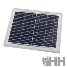 Panel Solar Llampec 12 V. 10 W Para Pastor Eléctrico