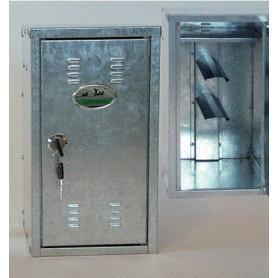 Cajon Guadarnes Lehmann Classic Apilable Miniatura Metalico Galvanizado