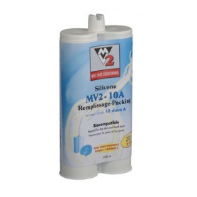 Silicona Vaillant Mv2 - 10A 200 Ml Azul (Blanda)