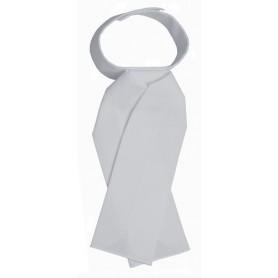 Plastron Blanco