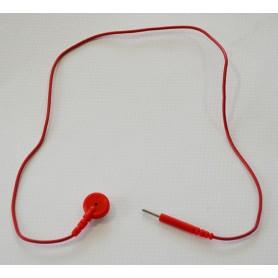 Cable Hipo-Pulsómetro Corto Rojo Shwire