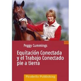 Dvd Equitación Conectada Y El Trabajo Conectado Pie A Tierra - Peggy Cummings