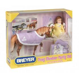 Breyer 1386 - Pony Slumber Party Set - Colección My Favorite Horse