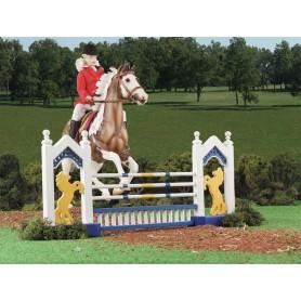 Breyer 2008 - Jumper Jump (Obstaculo Vertical) - Colección Traditional
