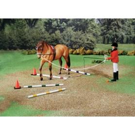 Breyer 2480 - Ground Training Set (Accesorios Entrenamiento) - Colección Traditional