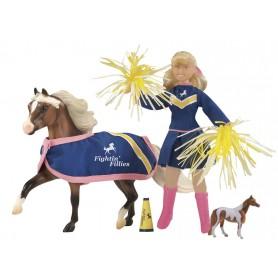 Breyer 1424 - Pony Pep Rally - Colección My Favorite Horse