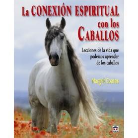 Libro La Conexión Espiritual Con Los Caballos