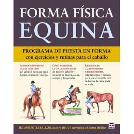 Libro Forma Física Equina