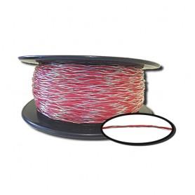 Cuerda Cerca Eléctrica Llampec (Bobina 500 M.) 6 Hilos Conductores Rojo