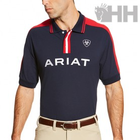 Polo Ariat New Team Hombre