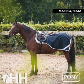 Manta Amigo Competition Pony Riñonera Impermeable