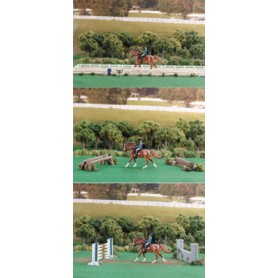 Breyer 5360 - Stablemates Eventing Play Set