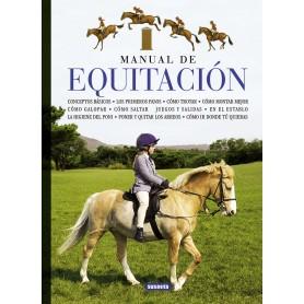 Libro Manual De Equitación