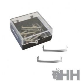 Grapa Kerckhaert Para Reparacion Cascos (Caja 10 Unidades)
