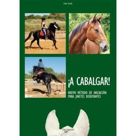 Libro ¡A Cabalgar!