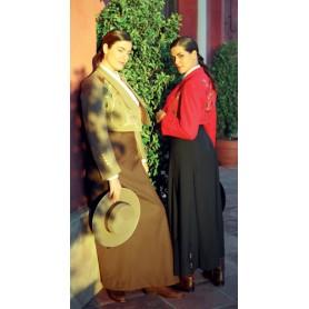 Falda/Pantalon Ubaldo Mujer Caireles