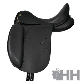 Silla Inglesa Doma Clásica Lexhis Kll Pony